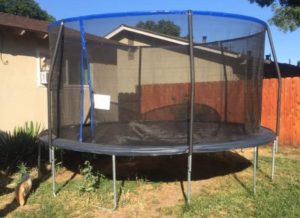 Why is My Trampoline so Noisy