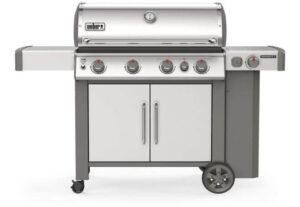 Weber Genesis II S-435