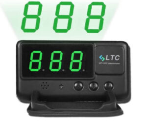 LeaningTech Original Digital GPS Speedometer