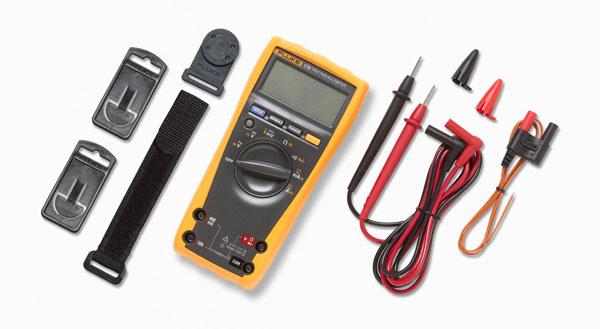 Fluke-179/EDA2-6-Piece-Industrial-Electronics-Multimeter
