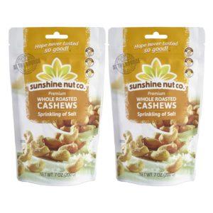 Sunshine Nut Company Cashews