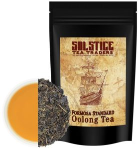 Pure Oolong Loose Leaf Tea