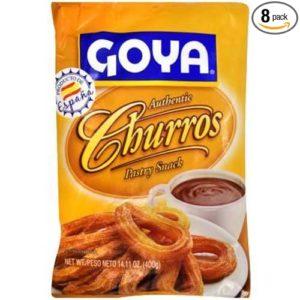 Goya Churros Pastry Snack