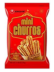 NongShim Mini Churros