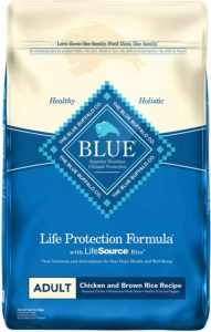 Blue Life Protection dog food