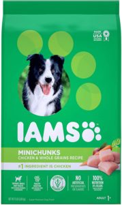 IAMS proactive health minichunks dog food
