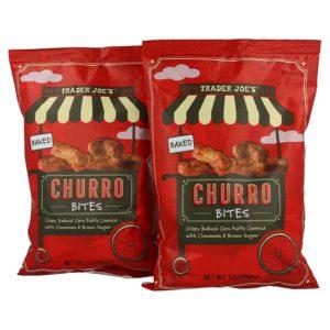 Trader Joe's Baked Churro Bites