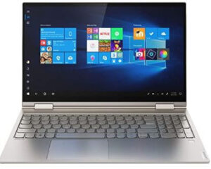 Lenovo Yoga C740 ultrabook review