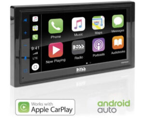 BOSS Audio BVCP9685A Apple Car play Android Auto Car Multimedia Player