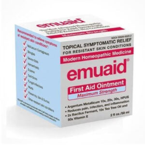 EmuaidMAX - First Aid Emuaid Cream