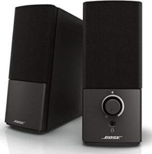 Companion 2 Series III Multimedia Bose Speakers