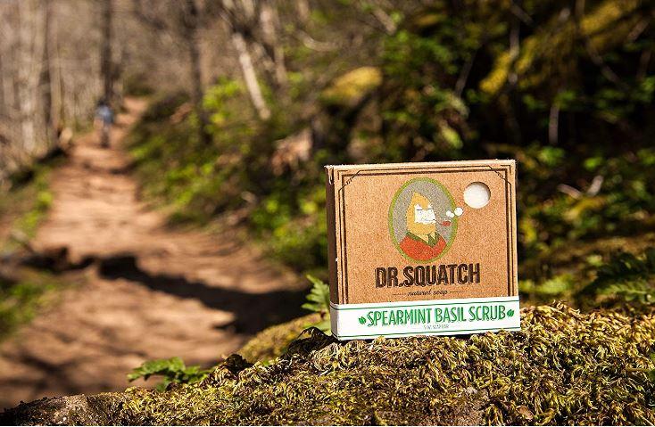 dr squatch review