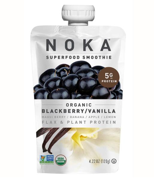 NOKA Superfood Pouches
