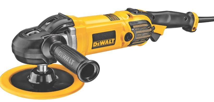DEWALT DEWDWP849XL Polishers, Yellow