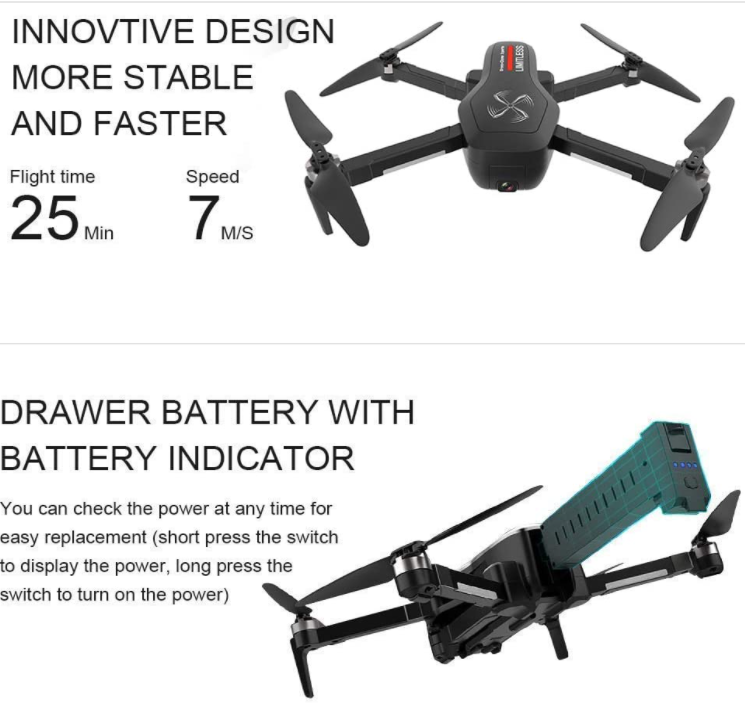 drone x pro review 2021