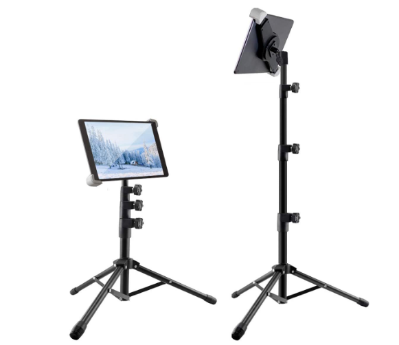 best tablet tripod mount and stand