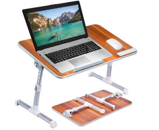 best laptop holder for bed