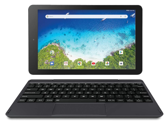 review of best rca tablet with keyboard
