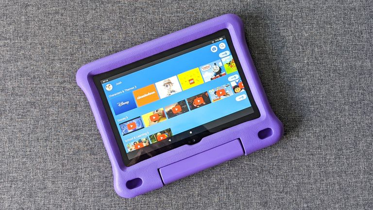 Amazon Fire HD 8 Kids Edition Review