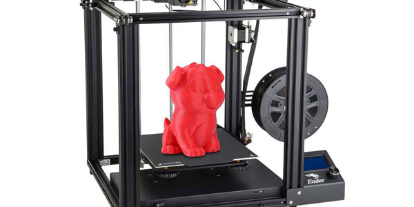 Ender 5 Pro Printer Review