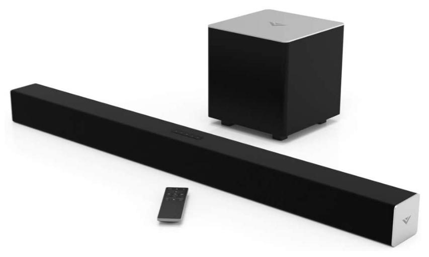 vizio 2.1 sound bar review