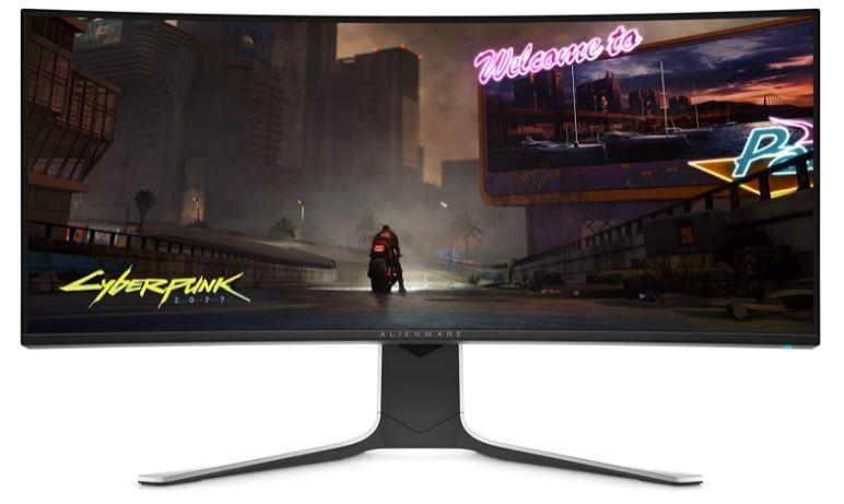 top alienware monitors